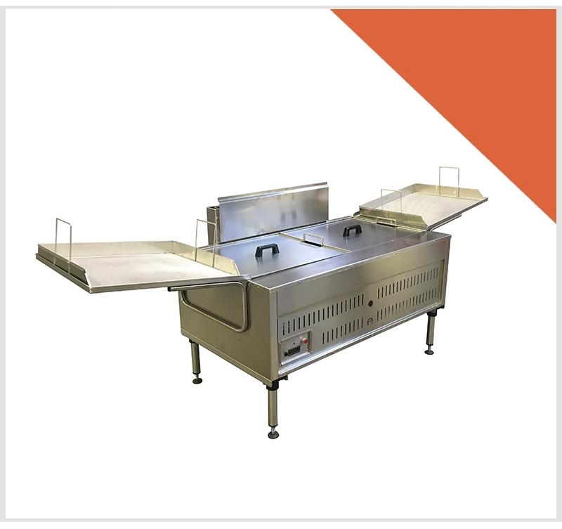 Manual Fryers